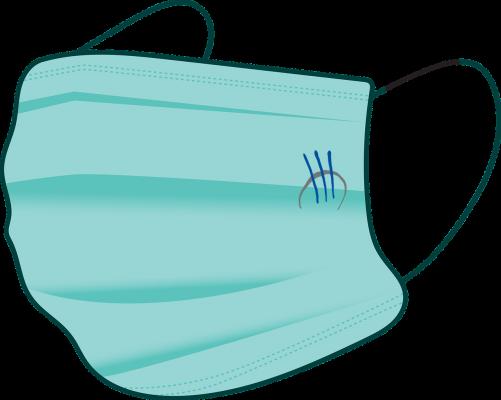 Maskenschutzpflicht AWI