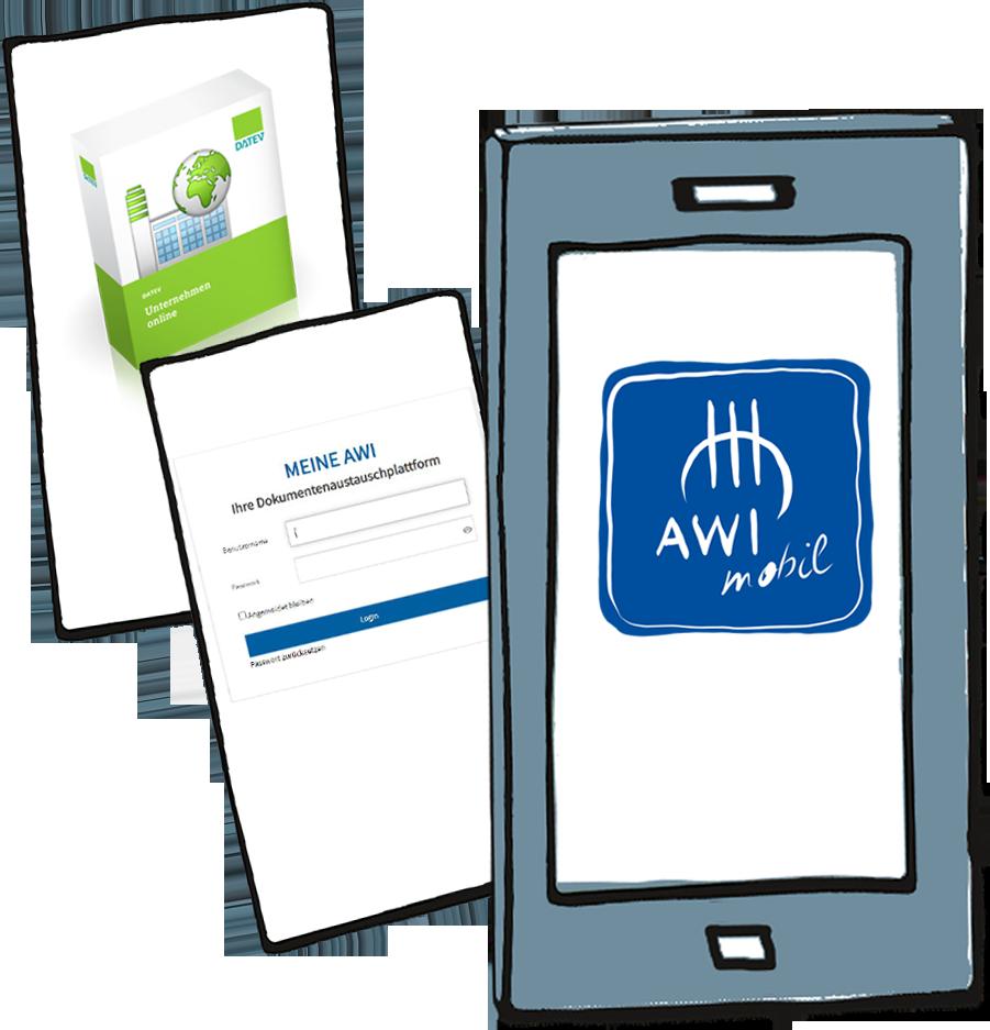 AWI mobil Steuerberater
